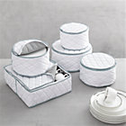 5-Piece Dinnerware Storage Set.