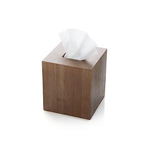 Dixon Bamboo Tissue Cover