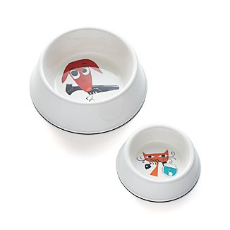 Dixon Dog and Cat Bowls
