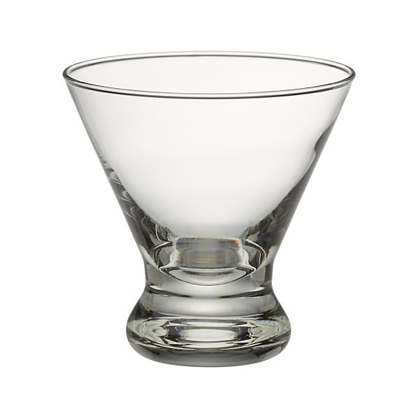 Set of 4 Dizzy Cocktail Glasses