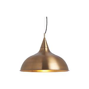 Dolce Brass Pendant Light