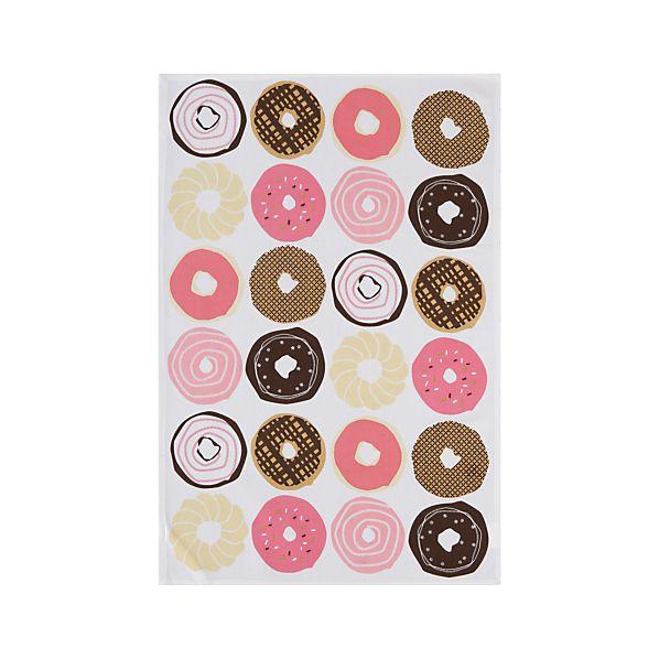 Doughnuts Dishtowel