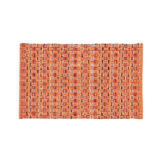 Dover Mandarin Rag Rug