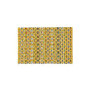 Dover Yellow 2'x3' Rag Rug