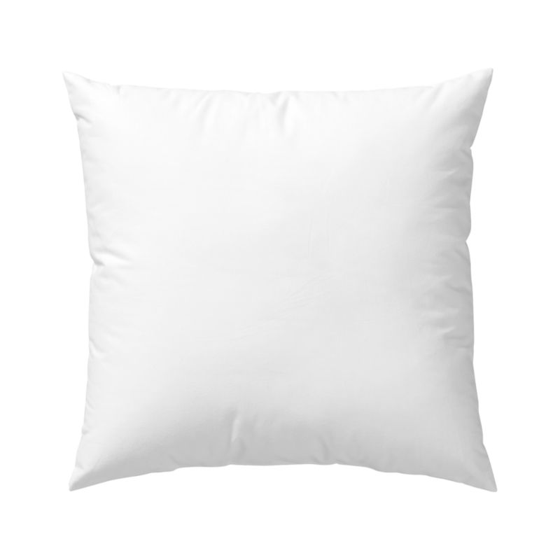 Lofty polyester fiberfill cuddles just like feather down as a soft and sumptuous hypoallergenic alternative. Bed pillows also available.<br /><br /><NEWTAG/><ul><li>100% polyester fill</li><li>100% cotton shell</li><li>10 oz. fill</li><li>Machine wash, tumble dry low</li><li>Do not dry clean</li><li>Made in China</li></ul>