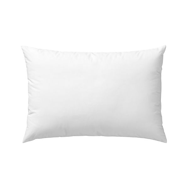 "Down-Alternative 18""x12"" Pillow Insert"