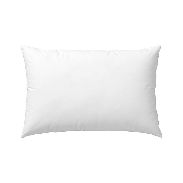 "Down-Alternative 20""x13"" Pillow Insert"