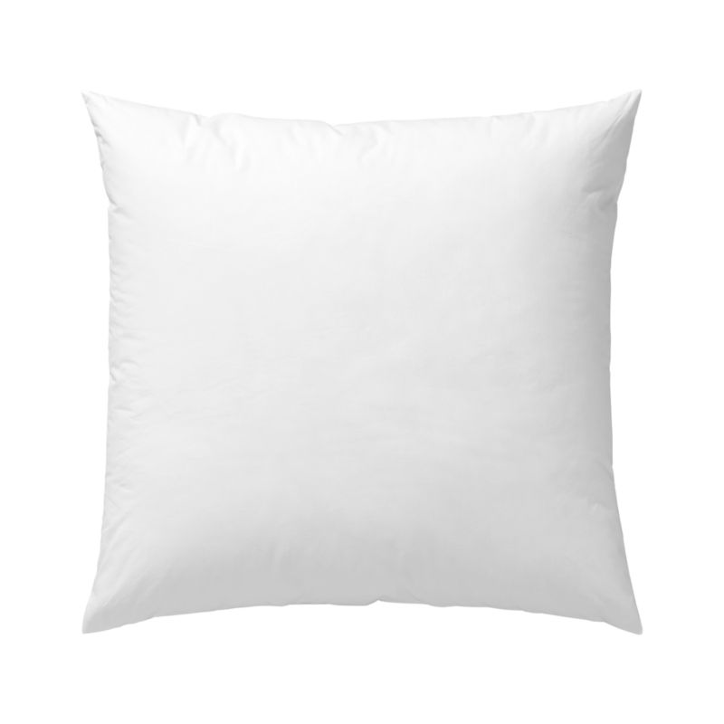 Lofty polyester fiberfill cuddles just like feather down as a soft and sumptuous hypoallergenic alternative. Bed pillows also available.<br /><br /><NEWTAG/><ul><li>100% polyester fill</li><li>100% cotton shell</li><li>39 oz. fill</li><li>Machine wash, tumble dry low</li><li>Do not dry clean</li><li>Made in China</li></ul>