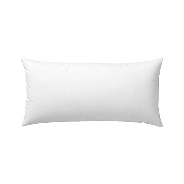 "Down-Alternative 24""x12"" Pillow Insert"