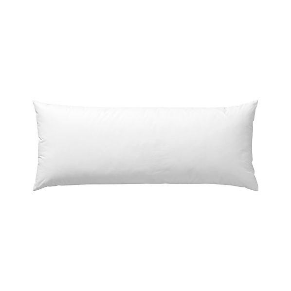 "Down-Alternative 30""x12"" Pillow Insert"