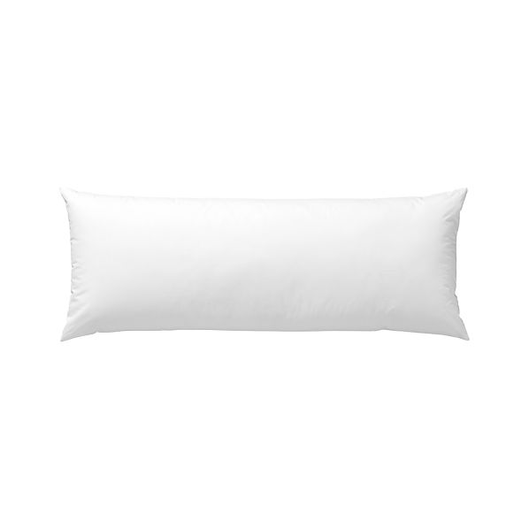 "Down-Alternative 36""x14"" Pillow Insert"