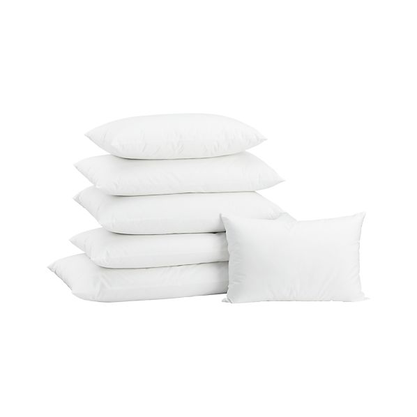 Down-Alternative Rectangular Pillow Inserts