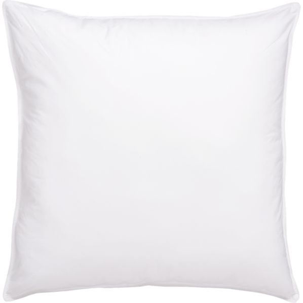 Feather-Down Euro Pillow