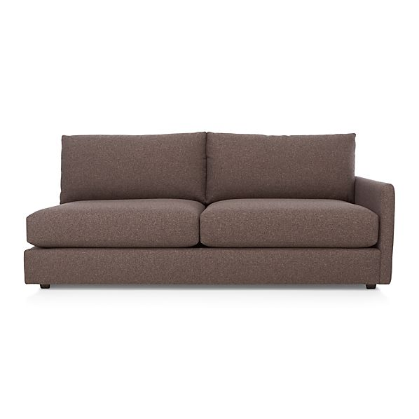Drake Right Arm Sectional Sofa