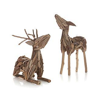 Driftwood Reindeer