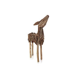 Standing Driftwood Reindeer