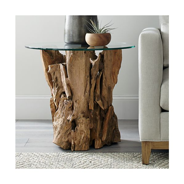 DriftwoodSideTableAPF15