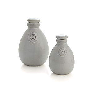 Drizzle Oil and Vinegar Serving Set