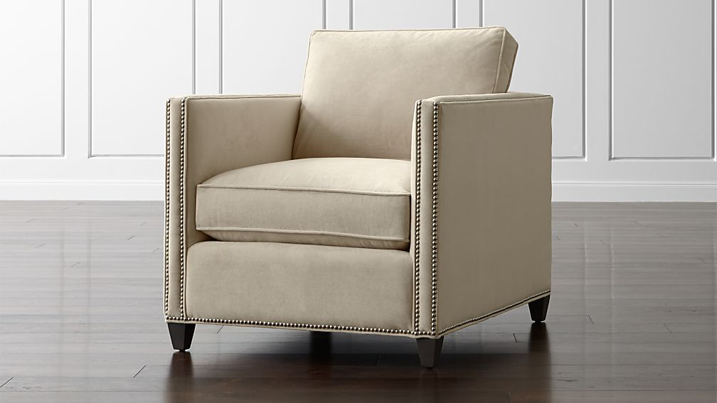 Dryden Chair with Nailheads