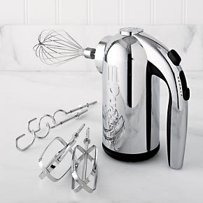 Dualit® 5-Speed Chrome Hand Mixer