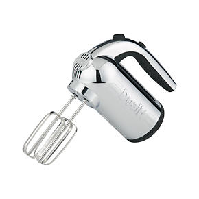 Dualit 5-Speed Chrome Hand Mixer