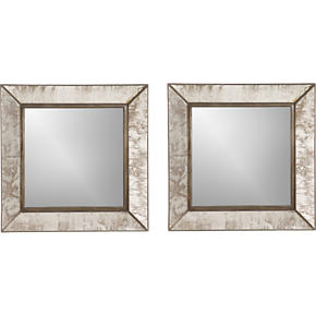 Set of 2 Dubois Wall Mirrors