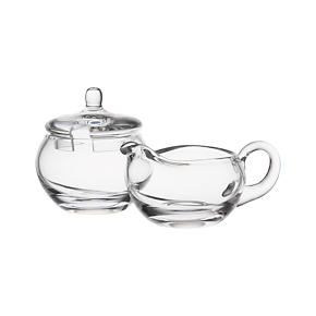 Duet Sugar and Creamer Set