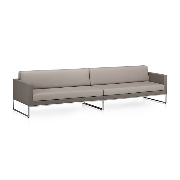 Dune 2-Piece Sectional Sofa with Cushions