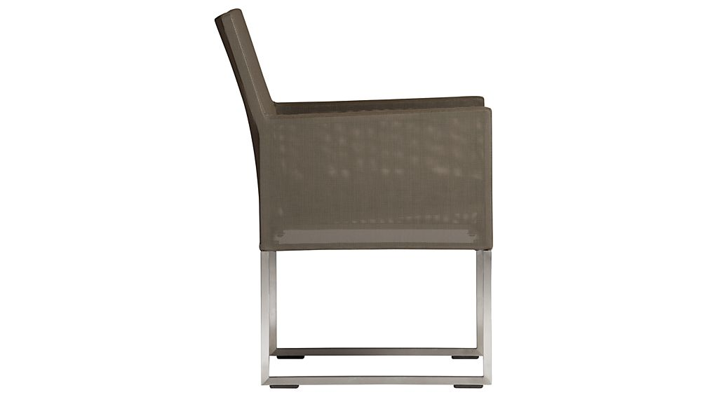 Dune Dining Chair with Cushion