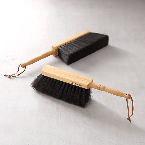 Redecker® Natural Dustpan  Brush