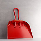 Red Dustpan .