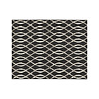 Dyna Grey Indoor-Outdoor Rug.