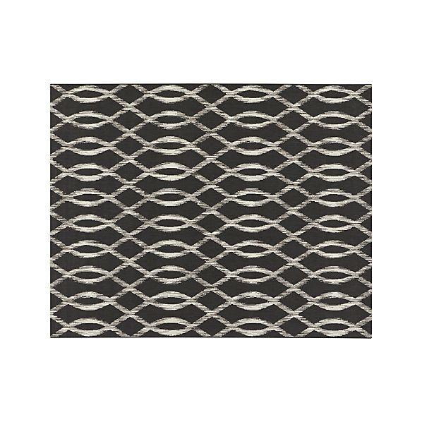 Dyna Grey Indoor-Outdoor 8'x10' Rug