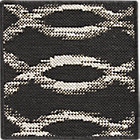Dyna Grey Indoor-Outdoor Rug Swatch.