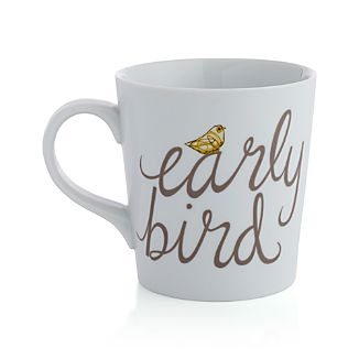 Early Bird Mug