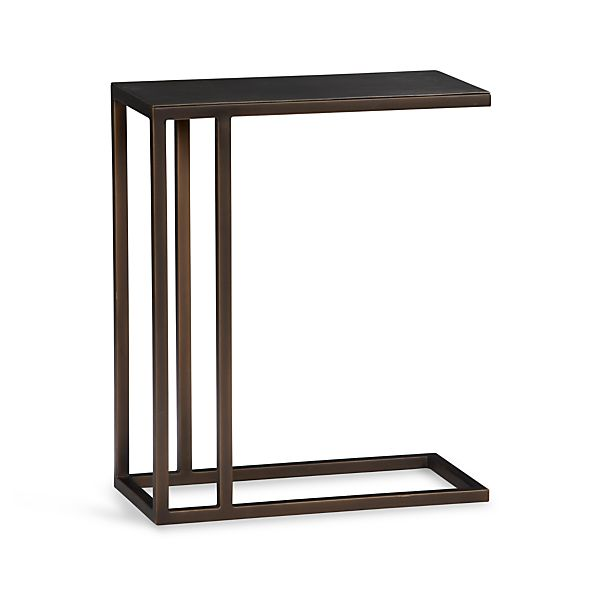 Echelon C Table In Coffee Tables amp Side Crate And