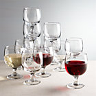 Set of 12 eddy everyday stacking glasses. 11 oz.
