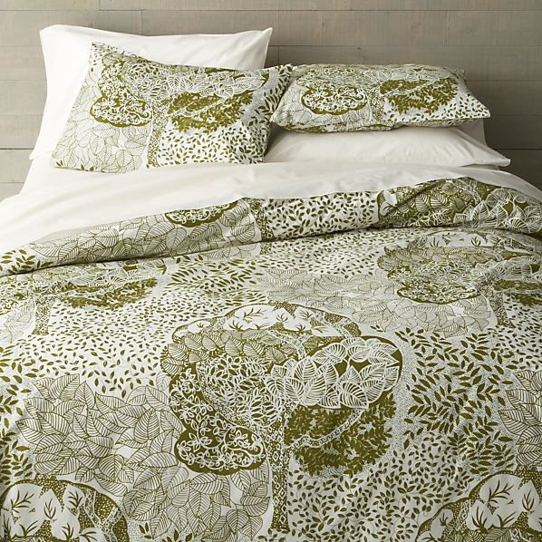 Eden Full-Queen Duvet Cover