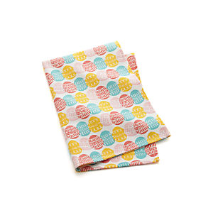 Egg Hunt Dish Towel