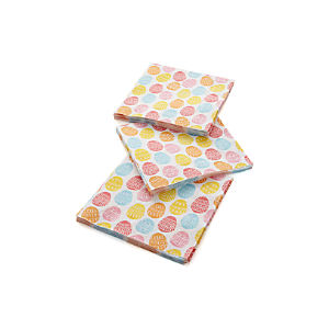 Set of 20 Egg Hunt Paper Lunch Napkin