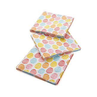Easter Egg Hunt Paper Lunch Napkins Set of 20