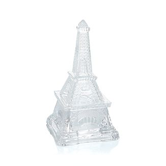 Eiffel Tower Glass Box