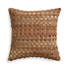 Eldon Pillow with Feather-Down Insert.
