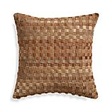 "Eldon 16"" Pillow with Feather-Down Insert"