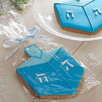 Eleni's Dreidel Cookie