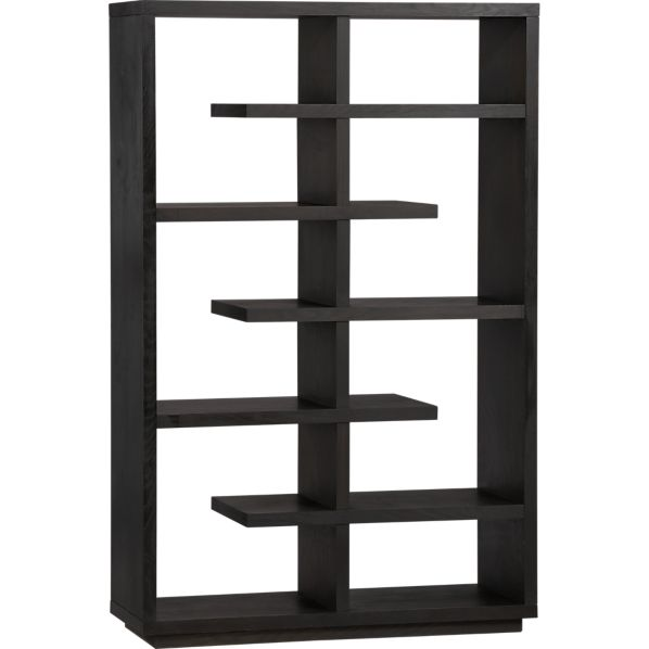 "Elevate Java 68"" Bookcase"