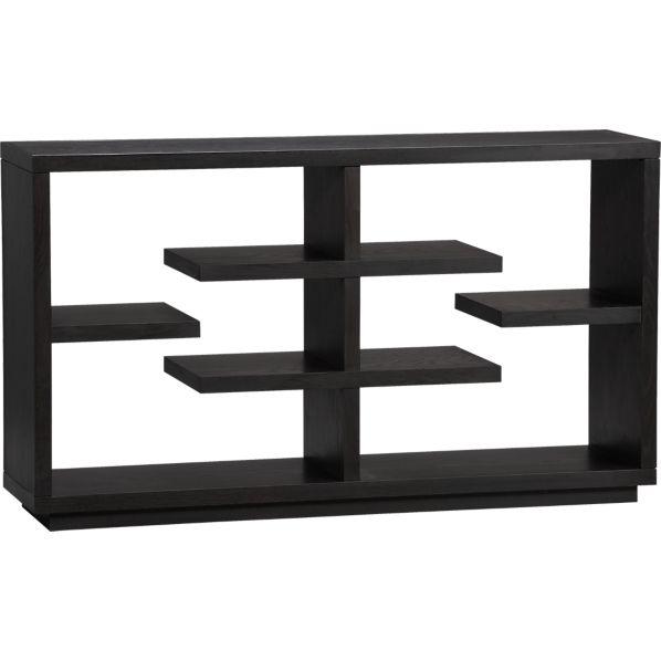 "Elevate Java 32"" Bookcase"