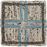 "Elias Sky 12"" sq. Rug Swatch"