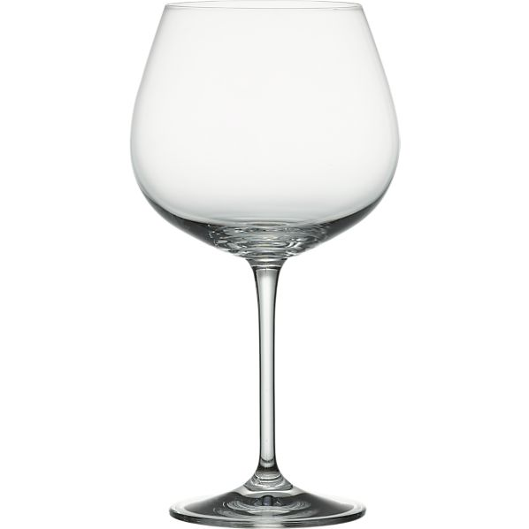 Elite 22 oz. Burgundy Wine Glass