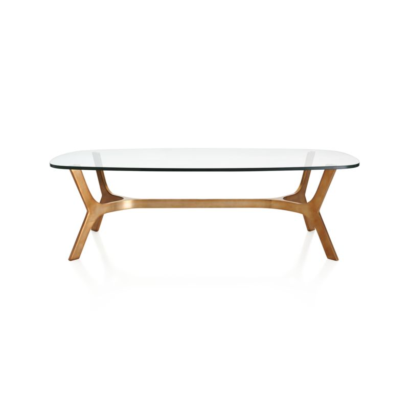 Elke Coffee Table Crate And Barrel